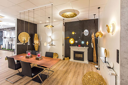 Showroom Koblenz Seyfert Licht+Design